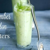 Cucumber Melon Shooters
