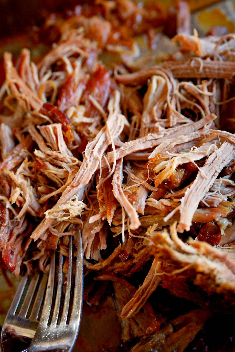 bbq pulled pork for sandwiches
