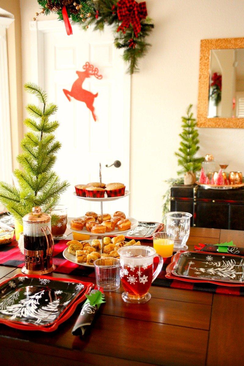 Christmas morning breakfast the easy way! #orientaltrading