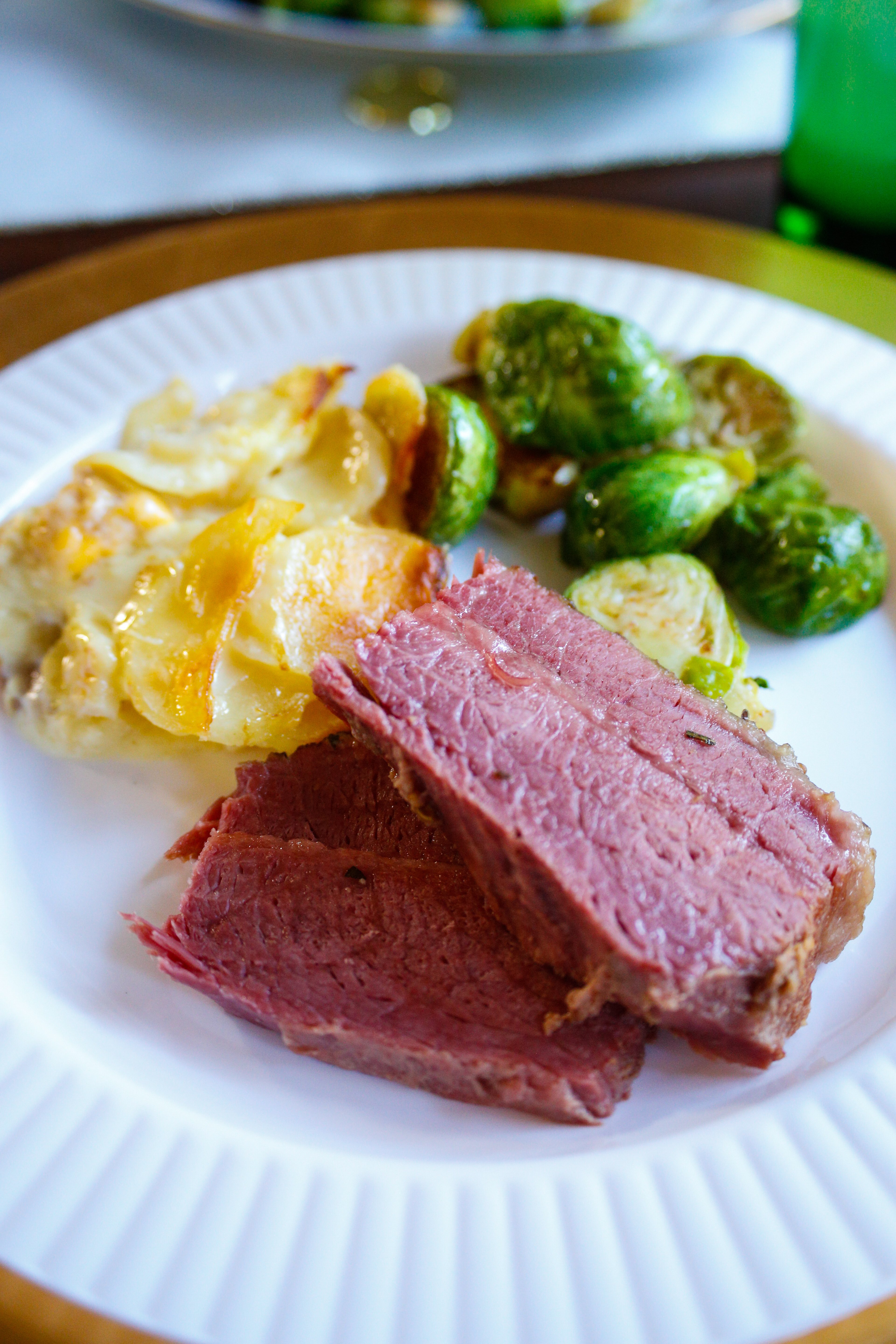 What to serve for a ST. Patrick's day dinner party