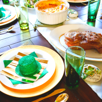 St. Patrick's Day Dinner Party Ideas
