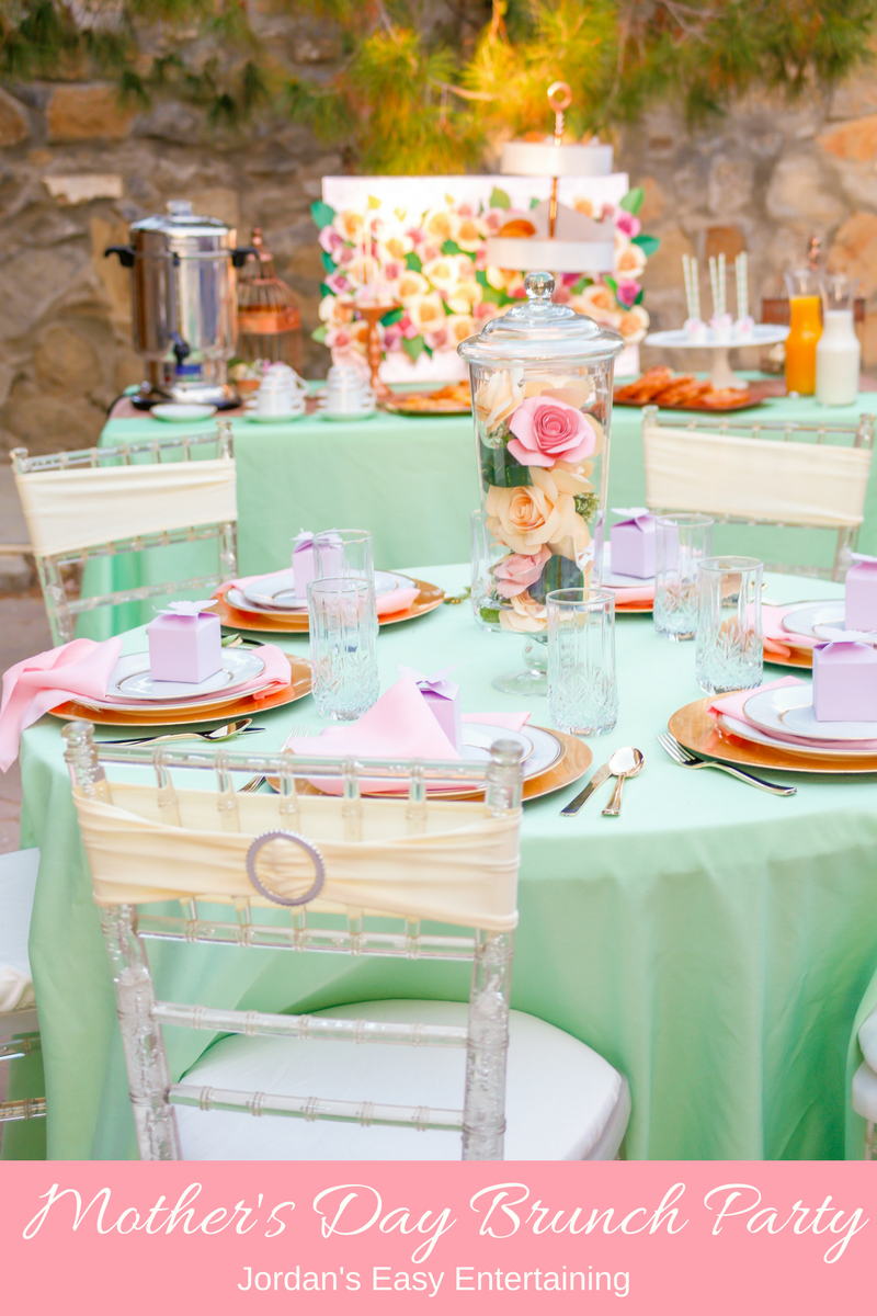 Mothers Day Is Right Around The Corner Get Ready To Celebrate With These Brunch Party Ideas