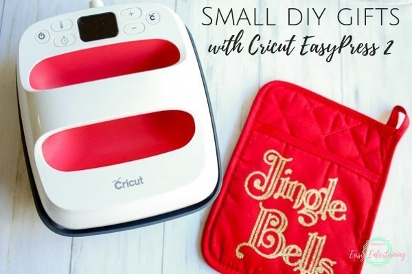 Small DIY Gifts with Cricut EasyPress 2 | Jordan's Easy