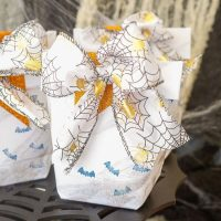 DIY Halloween Party Favors Bags
