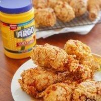 Easy Crispy Fried Chicken Recipe