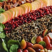 Holiday Wild Rice Salad • a farmgirl's dabbles