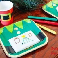 Christmas Cookie Decorating Kids Activity