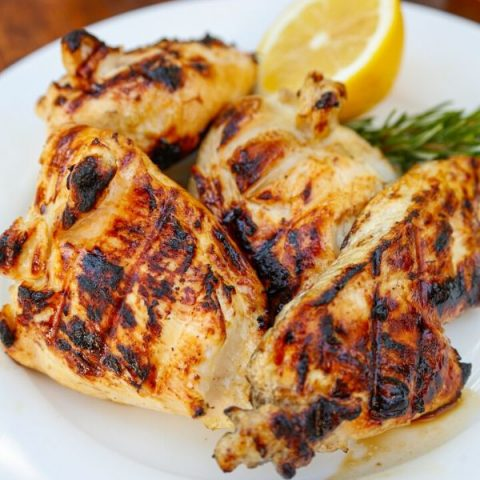 Lemon Honey Chicken Marinate Easy Grilling Recipe