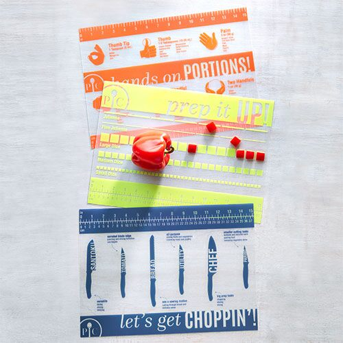 Flexible Cutting Mat Set - Shop | Pampered Chef US Site